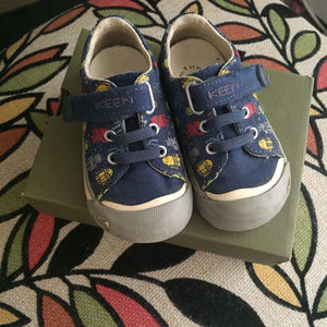 KEEN Baby Shoes.